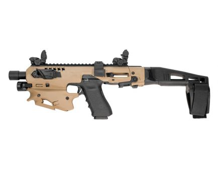 CAA MCK Standard Micro Conversion Kit for Glock 20, 21 Gen 3 Pistols, Flat Dark Earth - MCK21T