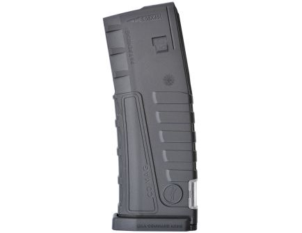 CAA Countdown 30 Round .223 Rem/5.56 AR-15 Detachable Magazine, Black - CDMAG