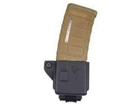 Comp-Tac Victory Gear PLM Left Side Carry Magazine Pouch, Black - 10564-C56400000LBKN