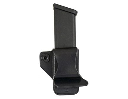 Comp-Tac Victory Gear Left Side Carry Outside the Waistband Single Magazine Pouch for S&W M&P Shield 9mm/.40 S&W Handgun, Black - 10621-C62119000LBKN