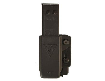 Comp-Tac Victory Gear PCC PLM Left Side Carry OTW Magazine Pouch for Colt #27 Pistol Magazines, Black - 10693-C69327000LBKN