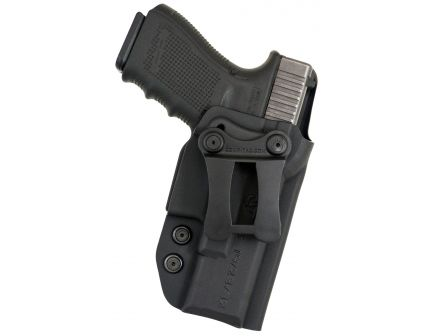 Comp-Tac Victory Gear Infidel Max Right Hand Glock 19/23/32 Gen 1-4 Inside the Waistband Holster, Black - 10520-C520GL051R50N