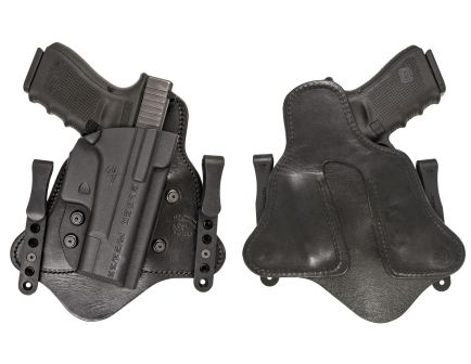 Comp-Tac Victory Gear MTAC Right Hand SIG P250/320 Compact Premier Inside the Waistband Hybrid Holster, Black - 10225-C225SS184RBSN