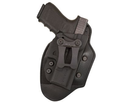 Comp-Tac Victory Gear Infidel Ultra Max Right Hand Glock 43 Inside the Waistband Holster, Black - 10538-C538GL069R50N