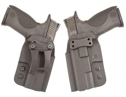 Comp-Tac Victory Gear QI Ambidextrous Hand 1911/Colts/Kimber/Springfield Inside-The-Waistband Modular Holster, Black - 10572-C572QI004N00N