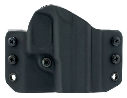 Comp-Tac Victory Gear Warrior Right Hand Glock 43 Stealth Footprint Outside the Waistband Holster, Black - 10708-C708GL069RBKN