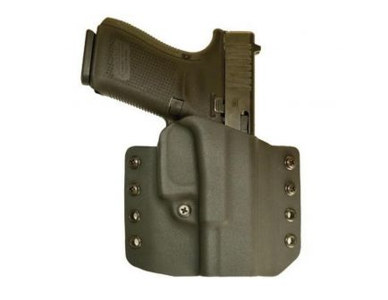 Comp-Tac Victory Gear Warrior Right Hand Sig P320 X-Five Full Size Stealth Footprint OWB Holster, Black - 10708
