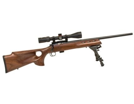 Keystone Sporting Arms Crickett/722 .22lr Bolt Action Rifle, Brown - KSA20030