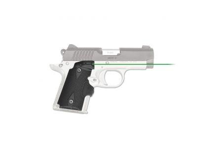 Crimson Trace Laser Grip for Kimber Micro9 Pistol, Black - LG409G
