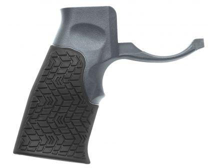 Daniel Defense Pistol Grip for AR-15 Rifle, Tornado Gray - 21-071-05177-012