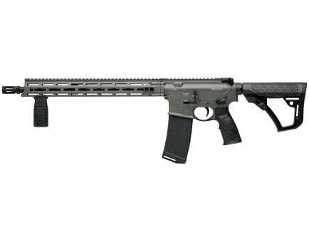 Daniel Defense DDM4 V7 .223 Rem/5.56 Semi-Automatic AR-15 Rifle, Deep Woods Green Creakote - 02-128-13192-047