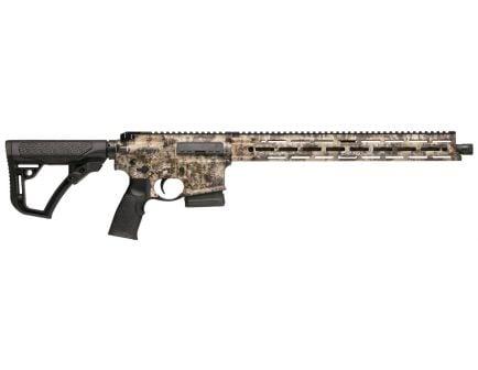Daniel Defense DDM4 Ambush .223 Rem/5.56 Semi-Automatic AR-15 Rifle, Kryptek Highlander - 02-110-02095