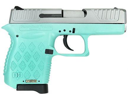 Diamondback Firearms DB9 9x19mm Pistol, Mint - DB9MSS