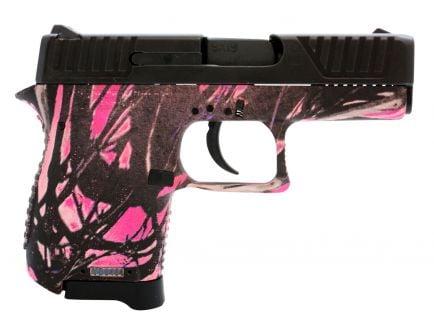 Diamondback Firearms DB380 Micro-Compact .380 ACP Pistol, Muddy Girl - DB380MG