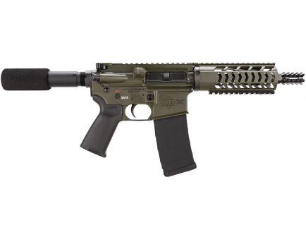 """Diamondback Firearms DB15 .223 Rem/5.56 Semi-Automatic AR Pistol, 10"""", Olive Drab Green - DB15PODG10"""