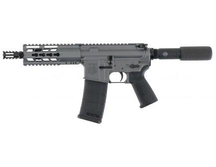 "Diamondback Firearms DB15 .223 Rem/5.56 Semi-Automatic AR Pistol, 7"", Cerakote Tactical Gray - DB15PTG7"