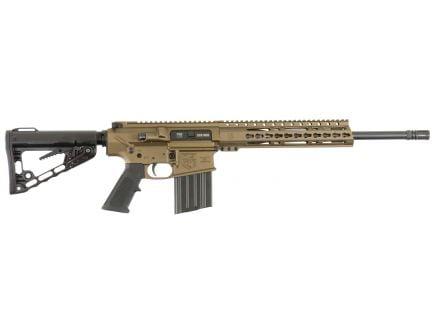 Diamondback Firearms DB10 .308 Win/7.62 Semi-Automatic AR-10 Rifle, Burnt Bronze Cerakote - DB10CKMBB