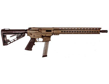Diamondback Firearms DB9 9mm Semi-Automatic Rifle, Burnt Bronze Cerakote - DB9RBB