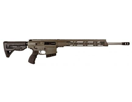 "Diamondback Firearms DB10 M-LOK 15"" 6.5 Crd Semi-Automatic AR-10 Rifle, FDE Cerakote - DB1065CFDE"