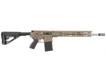 Diamondback Firearms DB10 Elite .308 Win/7.62 Semi-Automatic AR-10 Rifle, FDE Cerakote - DB10EMLFDE