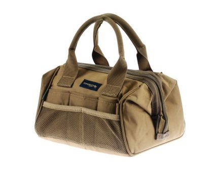 Drago Gear Water-Resistant Satchel Ammo and Tool Bag, Tan - 17-301TN