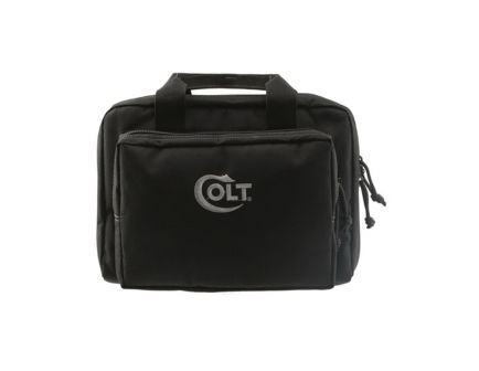 Drago Gear Colt Water-Resistant Double Pistol Case, Black - C12-315BL