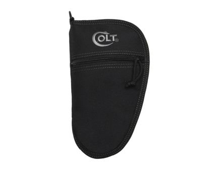 "Drago Gear Colt Water-Resistant Single Pistol Case, 9.5"", Black - C12-311BL"