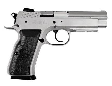 EAA Corp Tanfoglio Witness Steel Full-Size 10mm Pistol, Stainless - 999220