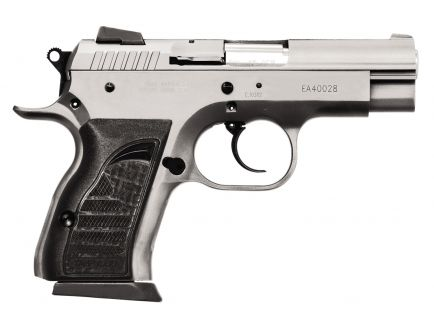 EAA Corp Tanfoglio Witness Steel Compact 9mm Pistol, Stainless - 999099