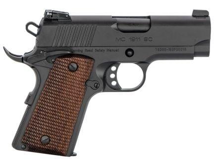 EAA Corp Girsan MC1911SC (Officer) .45 ACP Pistol, Blk - 390040