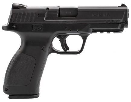 EAA Corp Girsan MC28SA 9mm Pistol, Blk - 390100