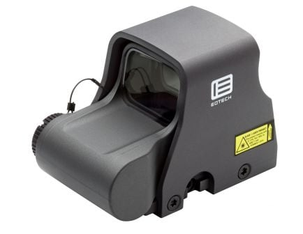 Eotech XPS2 1x30.5mm x 21.6mm Holographic Red Dot Weapon Sight - XPS20GREY