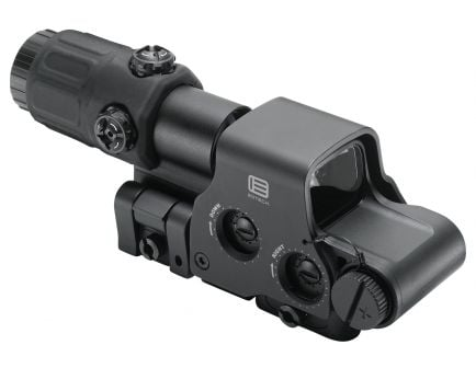 Eotech 3x30.5mm x 21.6mm Holographic Hybrid Red Dot Sight - HHSII