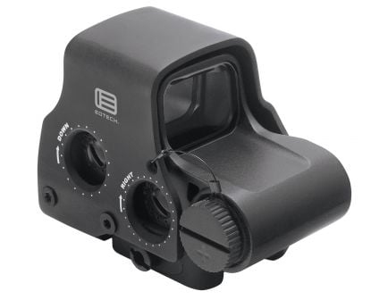 Eotech EXPS3 1x30.5mm x 21.6mm 68 MOA Ring with (2) 1 MOA Dot Holographic Hybrid Red Dot Sight, Black  - EXPS32