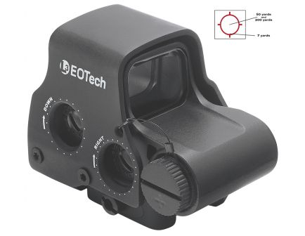 Eotech XPS2 1x30.5mm x 21.6mm Holographic Green Dot Weapon Sight - XPS2OGRN