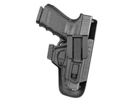 Fab Defense Scorpus Covert Right Hand Glock 17/19/22/23/26 Inside-The-Waistband Holster, Black - SC-CG9B
