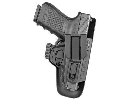 Fab Defense Scorpus Covert Left Hand Glock 17/19/22/23/26 Inside-The-Waistband Holster, Black - SC-CG9LHB