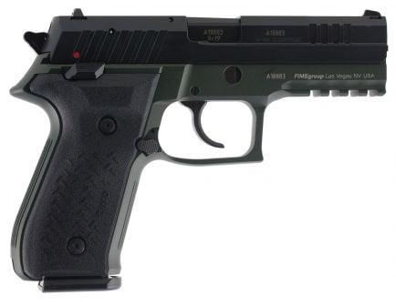 Fime Group Rex Zero 1 Standard 9mm Pistol, Hardcoat Anodized OD Green - REXZERO1S-07