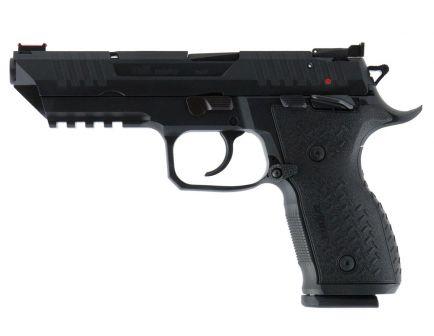 Fime Group Rex Alpha 9x19mm Semi-Automatic Pistol, Black Nitride - REXALPHA9-01