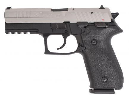 Fime Group Rex Zero 1 Standard Nickel Slide 9mm Pistol, Hardcoat Anodized Black - REXZERO1S-08