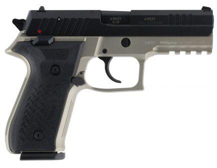 Fime Group Rex Zero 1 Standard Grey 9mm Pistol, Anodized Gray - REXZERO1S-13