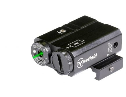 Firefield Charge AR Green Laser Sight for Rifles - FF25007