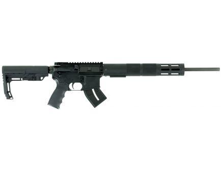 Franklin Armory F17 SPR .17 WSM Semi-Automatic Rifle, Hardcoat Anodized Black - 1238