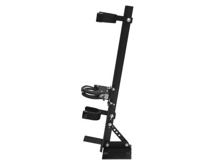 Great Day Quickdraw Black Aluminum Locking 1-Gun Rack, Universal - QD810-LGR