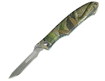 """Havalon Piranta Field Knife, 2.75"""", Camo - XTC-60PRACAM"""