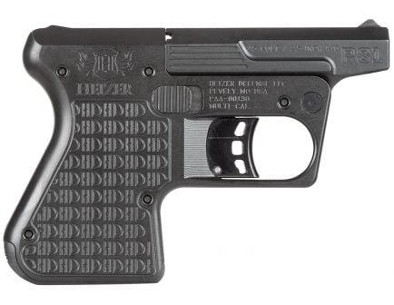 Heizer Defence PS1 Pocket Shotgun .45 LC/410 Gauge Pistol, Blk - PS1BLK
