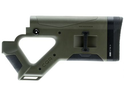 Hera USA Reinforced Polymer CQR Buttstock, Olive Drab Green - 1214