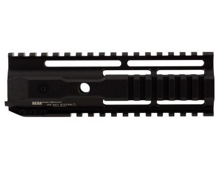 "Hera USA IRS 7"" AR-15 Quad Rail Free Float Handguard, Black - 110501"