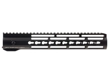 "Hera USA IRS Keymod 12"" AR-15 Quad Rail Free Float Handguard, Black - 110506"