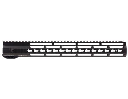 """Hera USA IRS Keymod 15"""" AR-15 Quad Rail Free Float Handguard, Black - 110507"""